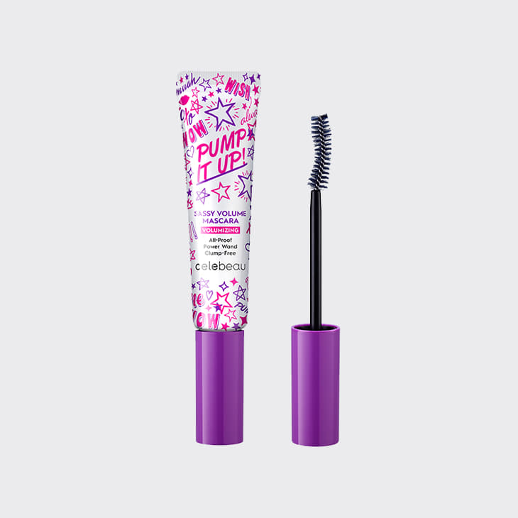 Celebeau Sassy Volume Mascara,K Beauty