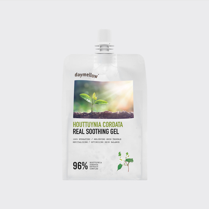 DAYMELLOW Houttuynia Cordata Real Soothing Gel,K Beauty