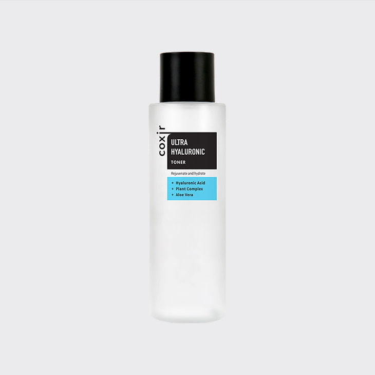 COXIR Ultra Hyaluronic Toner,K Beauty