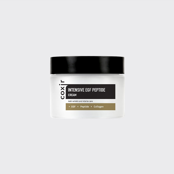 COXIR Intensive EGF Peptide Cream,K Beauty