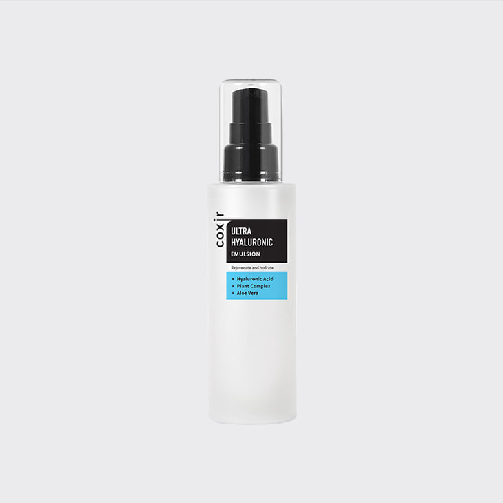 COXIR Ultra Hyaluronic Emulsion,K Beauty