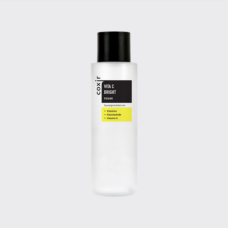COXIR Vita C Bright Toner,K Beauty