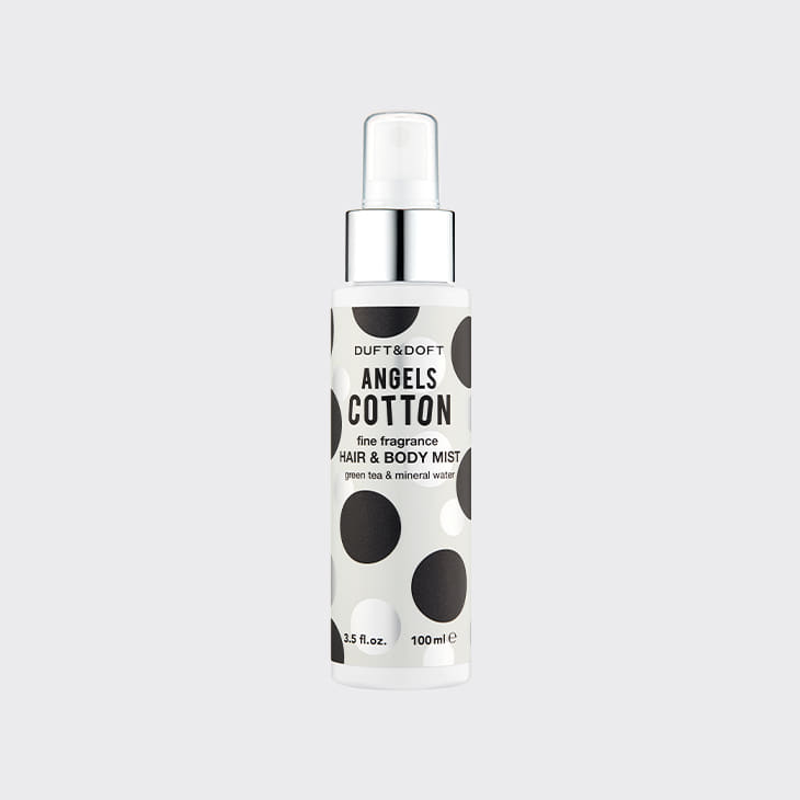 DUFT&DOFT Angels Cotton Fine Fragrance Hair & Body Mist,K Beauty