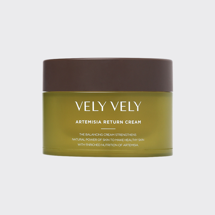 VELYVELY Artemisia Return Cream,K Beauty